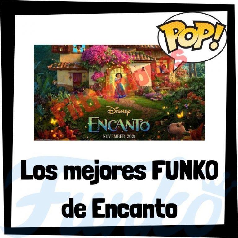 Lee más sobre el artículo Filtraciones de FUNKO POP de Encanto