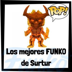Los mejores FUNKO POP de Surtur de villanos de Marvel - Funko POP de villanos - Funko POP de enemigos de Thor