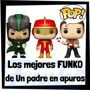 Los mejores FUNKO POP de Un padre en apuros - Los mejores FUNKO POP de Un padre en Apuros - Turbo man -FUNKO POP de películas