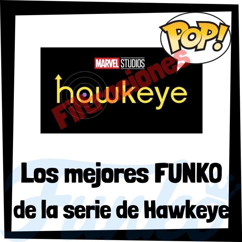 Filtraciones de FUNKO POP de la serie de Hawkeye - Ojo de Halcón