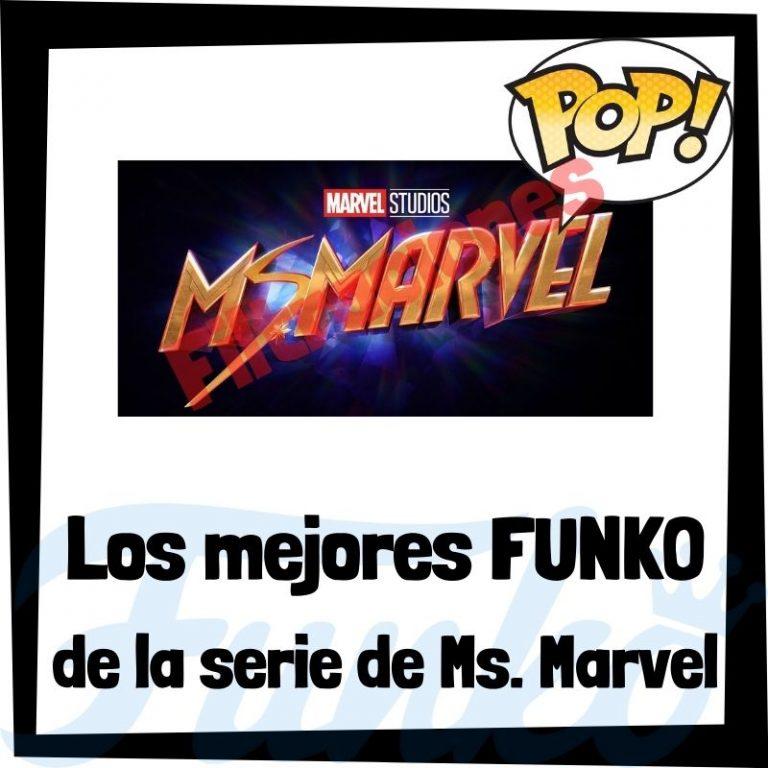 Lee más sobre el artículo Filtraciones de FUNKO POP de la serie de Ms. Marvel