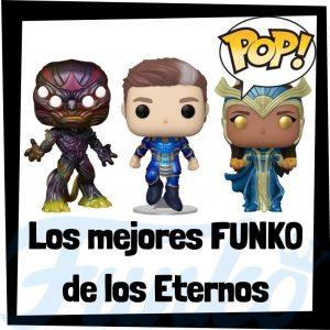 Los mejores FUNKO POP de los Eternos - Los mejores FUNKO POP de personajes de los Eternos