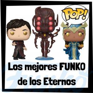 Los mejores FUNKO POP de los Eternos - Los mejores FUNKO POP de personajes de los Eternos en llaveros - The Eternals - Comprar FUNKO POP de los Eternos