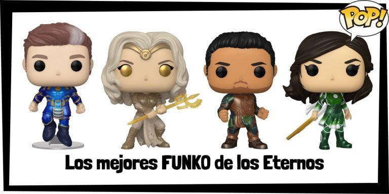Los mejores FUNKO de los Eternos de Marvel - Los mejores FUNKO POP de los Eternos - The Eternals