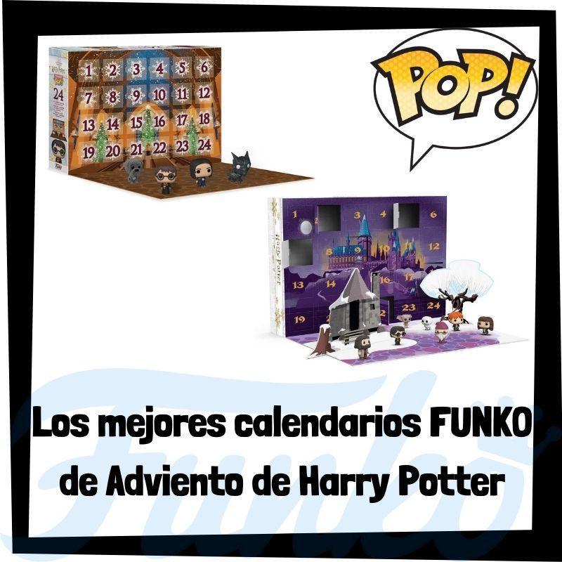 Los mejores calendarios de Adviento FUNKO POP de Harry Potter