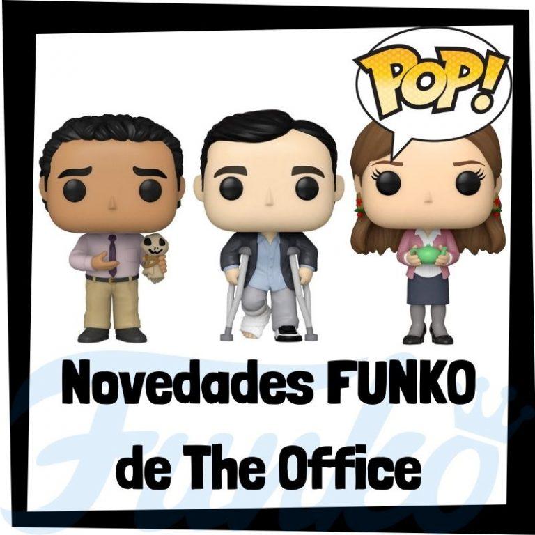 Lee más sobre el artículo Novedades FUNKO POP de The Office