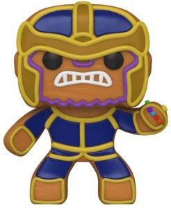 Funko Pop Thanos De Marvel Gingerbread Exclusivo