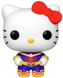 Funko Pop De All Might Hello Kitty De My Hero Academia – Los Mejores Funko Pop De All Might De Boku No Hero