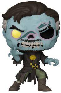 Funko Pop De Zombie Doctor Stranger De What If De Marvel Zombies