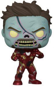 Funko Pop De Zombie Iron Man De What If – Los Mejores Funko Pop De What If De Marvel Zombies