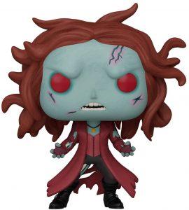 Funko Pop De Zombie Scarlet Witch De What If – Los Mejores Funko Pop De What If De Marvel Zombies