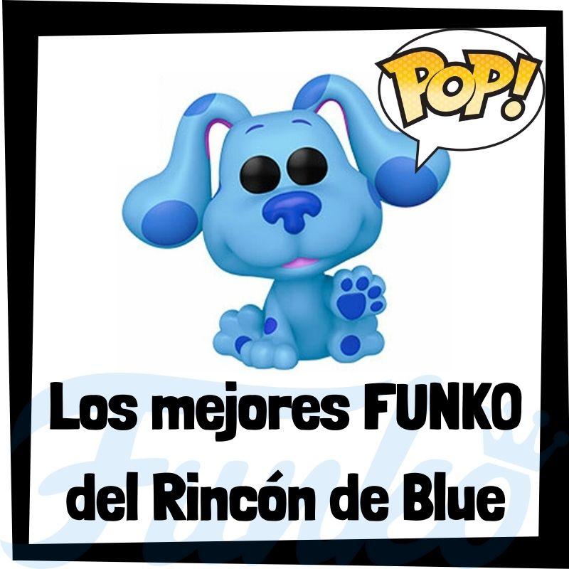 Los mejores FUNKO POP de Las pistas de Blue