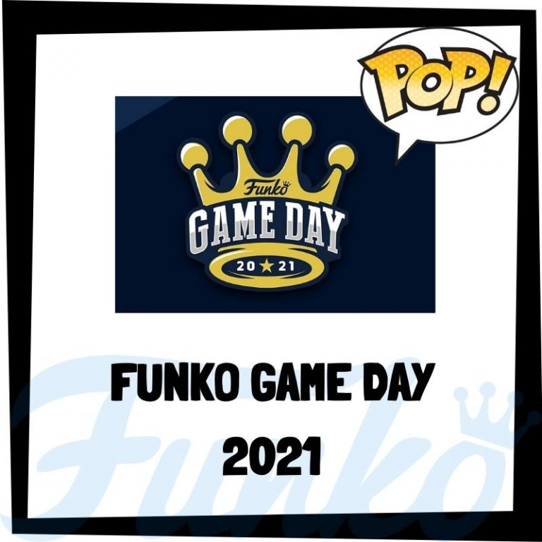 Lee más sobre el artículo Funko Game Day 2021