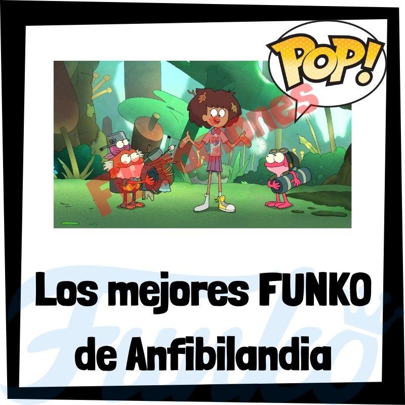 Filtraciones de FUNKO POP de Anfibilandia