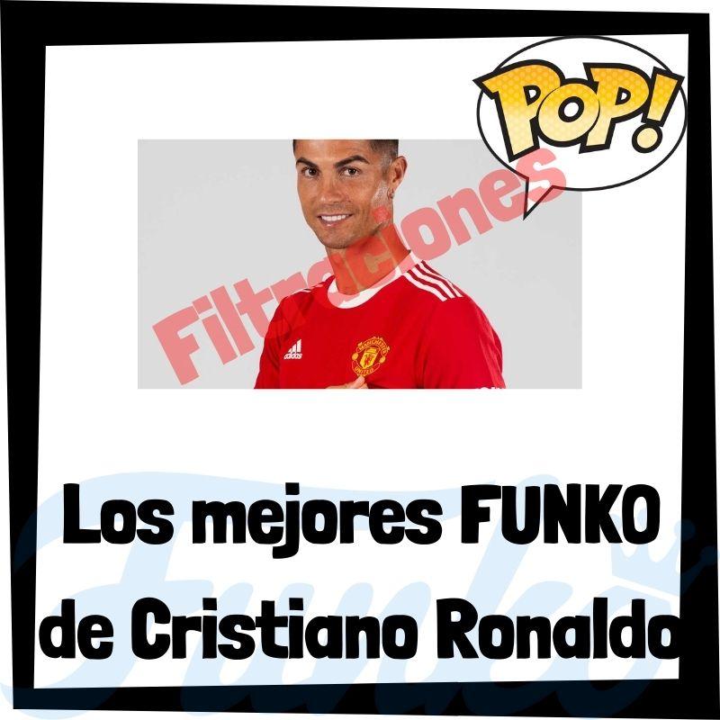 Filtraciones de FUNKO POP de Cristiano Ronaldo