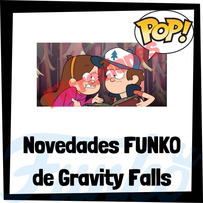 Filtraciones de FUNKO POP de Gravity Falls