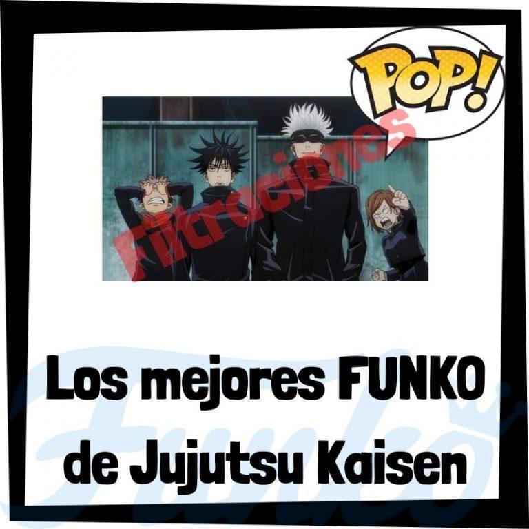 Lee más sobre el artículo Filtraciones de FUNKO POP de Jujutsu Kaisen: Guerra de hechiceros