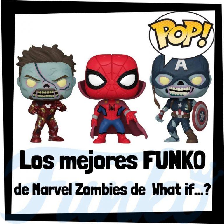 Lee más sobre el artículo Los mejores FUNKO POP de Marvel Zombies de What If?