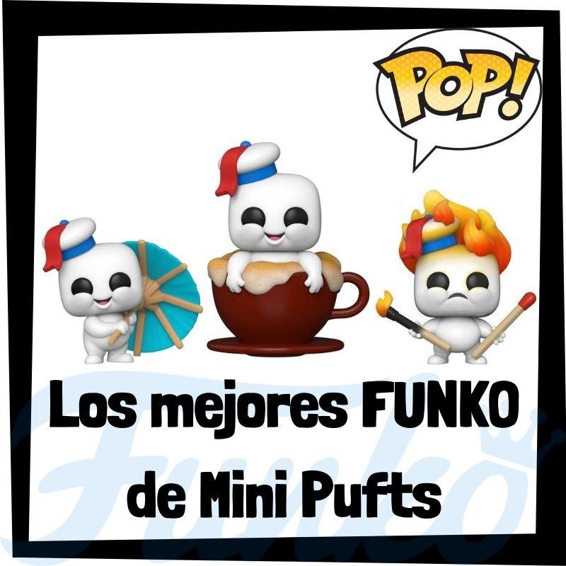 Los mejores FUNKO POP de Mini Pufts de los Cazafantasmas