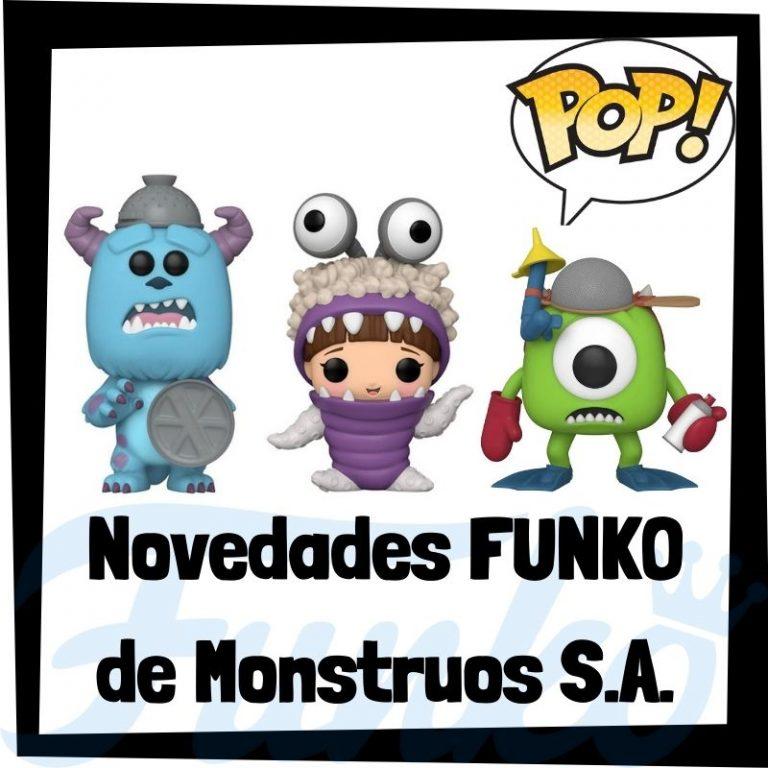 Lee más sobre el artículo Novedades FUNKO POP de Monstruos S.A. de 2021