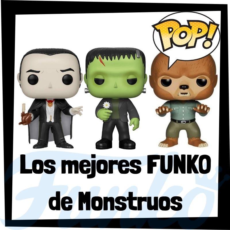 Los mejores FUNKO POP de Monstruos clásicos