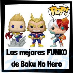 Los Mejores Funko Pop De My Hero Academia – Los Mejores Funko Pop Del Personaje De Boku No Hero – Funko Pop De Animes Y Mangas