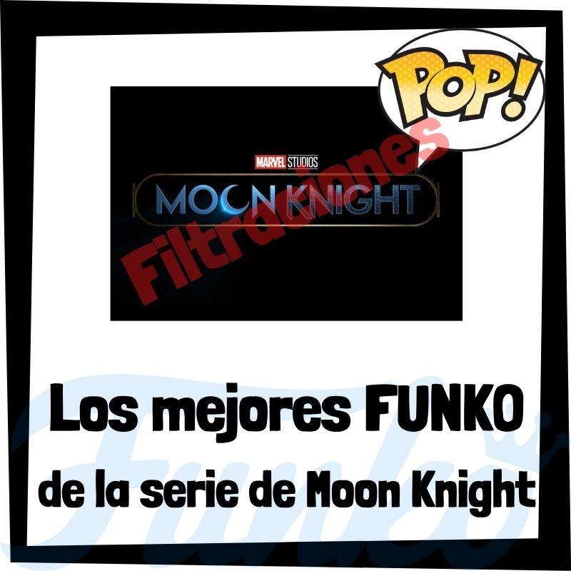 Filtraciones de FUNKO POP de la serie de Moon Knight - Caballero Luna