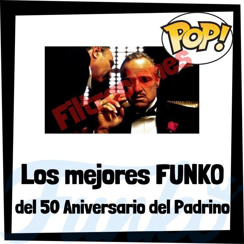 Filtraciones de FUNKO POP del 50 Aniversario del Padrino