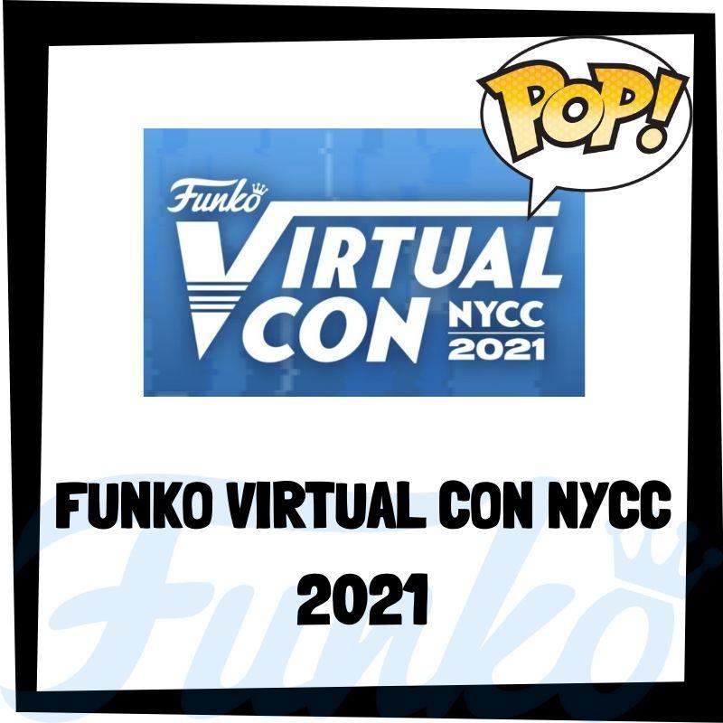 Funko New York Comic Con 2021