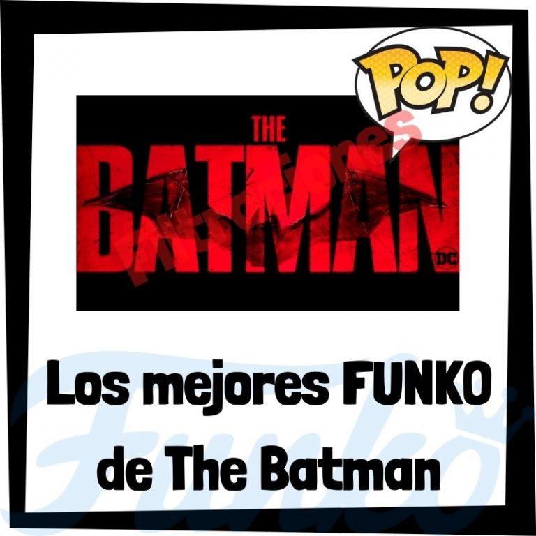 Lee más sobre el artículo Filtraciones FUNKO POP de la película de The Batman